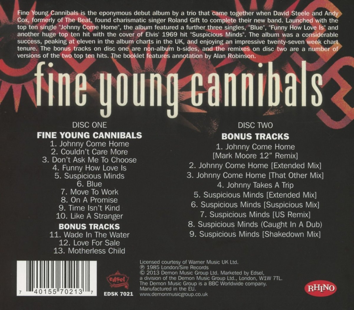 Fine young cannibals movie soundtracks — photo 5