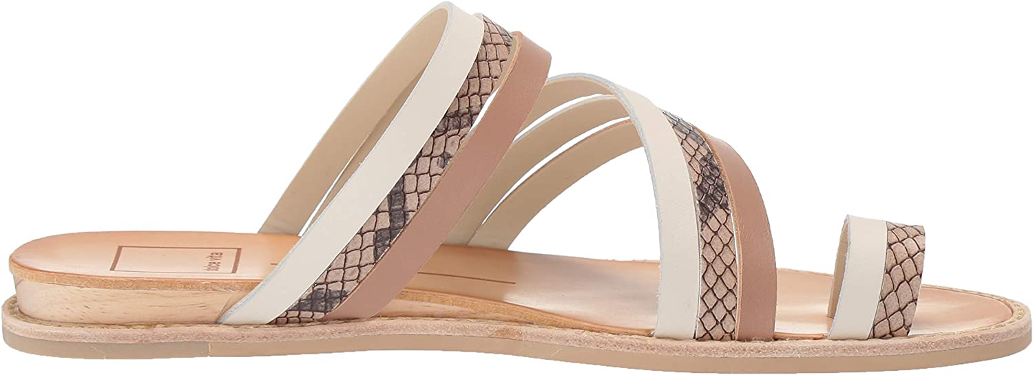 Dolce Vita - Nelly Femme White Multi Leather