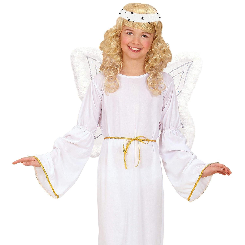 WIDMANN 8218G - Disfraz de ángel para niña: Amazon.es ...