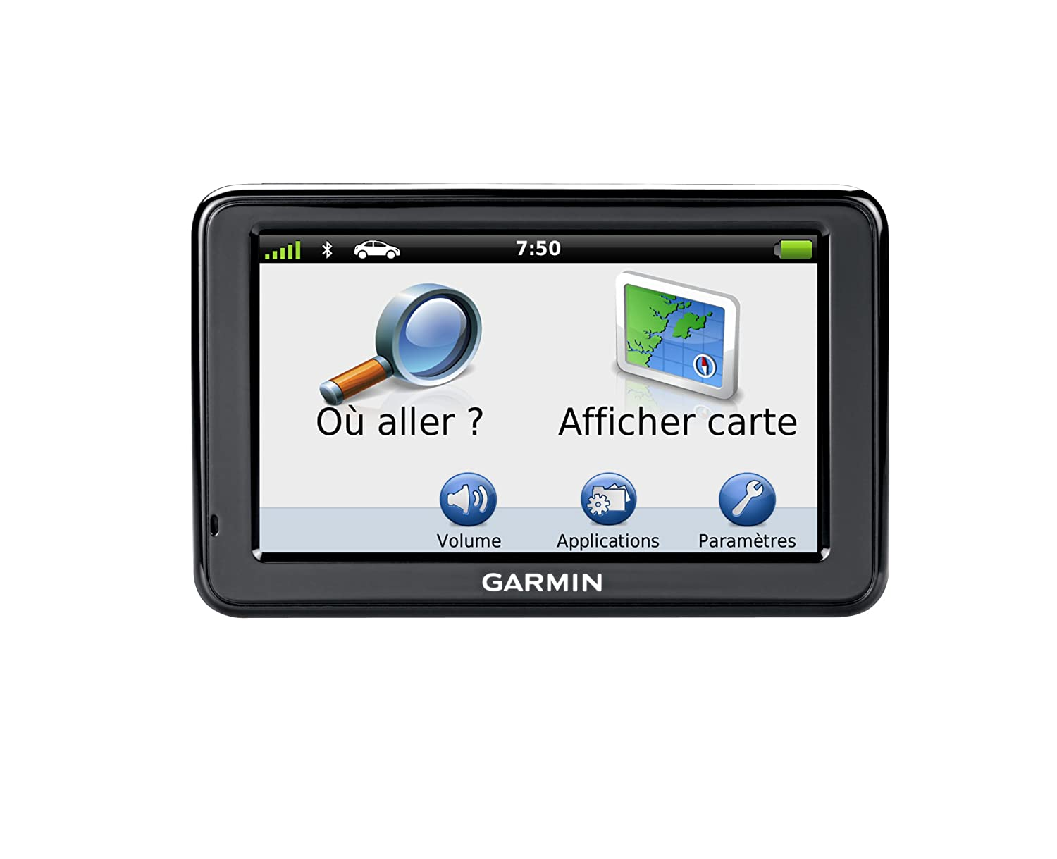 Carte Canada Tomtom One Xl.Garmin Nuvi 2445 4 3 Sat Nav With Uk And Western Europe Maps