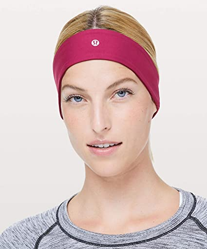 Amazon.com  Lululemon Fly Away tamer Headband II  Health   Personal Care 7785adfecfd