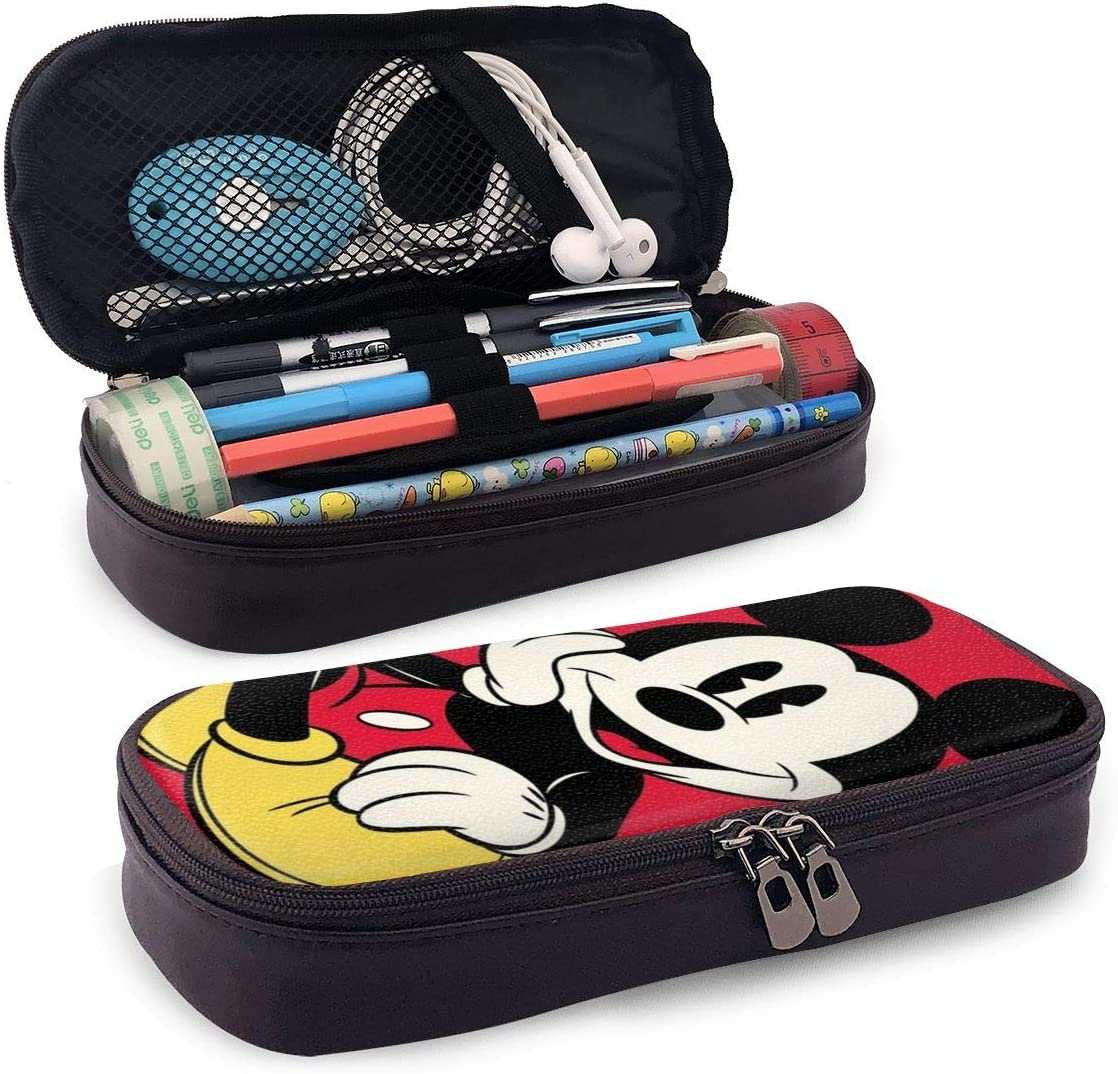 make-up bag Pen pocket Disney Mickey Mouse pencil pouch pen case