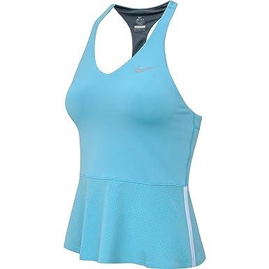 Amazon.com: NIKE Women's Premier Maria Sharapova Tank Top Tennis Bra:  Clothing