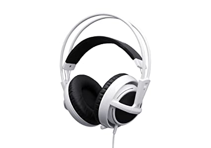 Amazon.com: Steelseries Siberia v2 Headset (Blanco) para ...