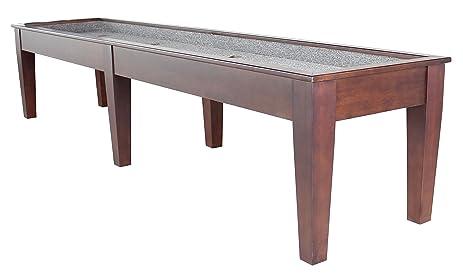 Modern Hardwood Shuffleboard (9u0027)