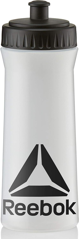 Reebok Botella de Agua - Claro/Negro