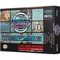 Retro-Bit Data East Classic Collection - version PAL pour Nintendo SNES