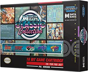Data East Collection, SNES (Nintendo Switch)
