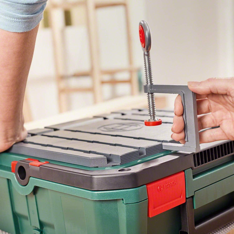 taille S, vide, dans le carton Bosch 1600a016ct système BOX