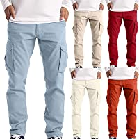 2021 Nuevo Pantalones para Hombre Casual Moda trabajo pantalones Pants Jogging Pantalon Fitness Pantalones Chandal…