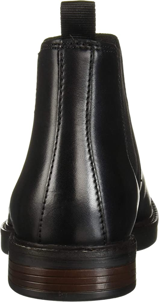 Clarks Homme Formel Chelsea Bottes Style-Paulson Up