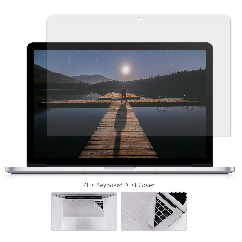 Vidrio Templado Para Macbook Pro 15' Modelo A1398 Con Trapo