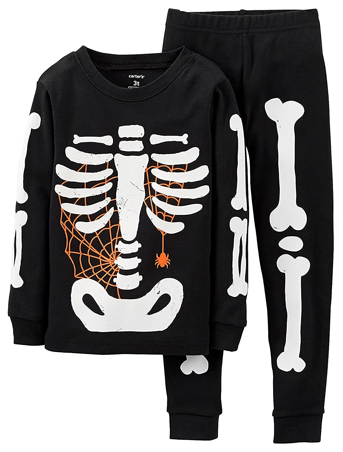 Carter's Boys' Glow-in-the-dark Halloween Pajamas Carters