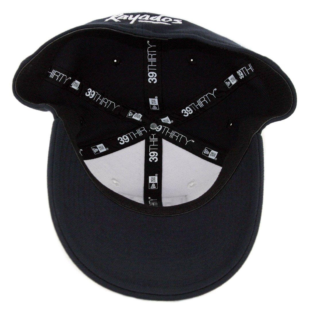 57450ade3 New Era 3930 Rayados de Monterrey Flexfit Hat (DN/WH/DN) Mexico Soccer Cap  at Amazon Men's Clothing store: