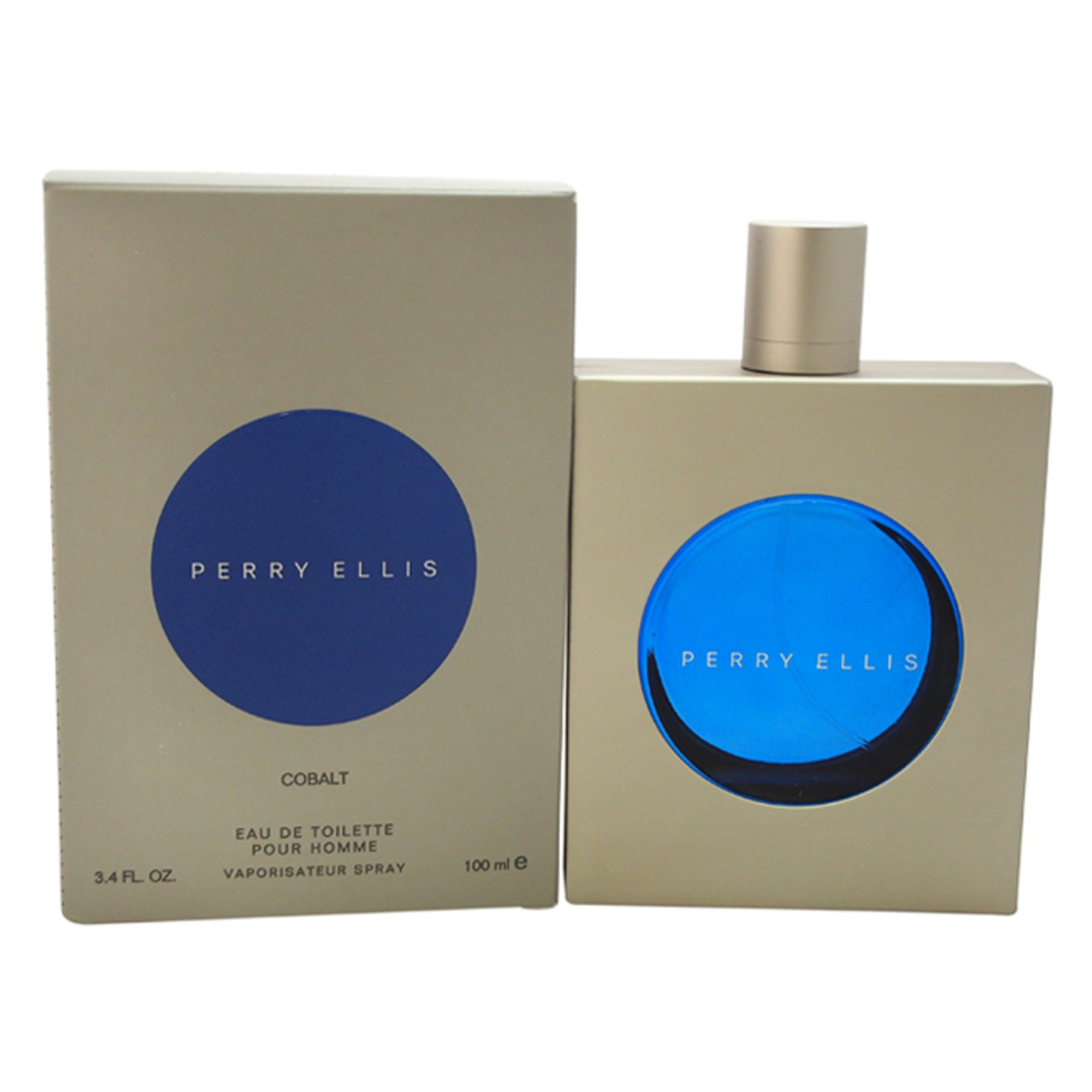 Perry Ellis Cobalt for Men, 3.4 fl oz EDT by Perry Ellis
