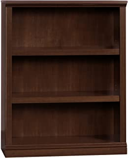 Captivating Sauder 412808 Sauder Select 3 Shelf Bookcase, Select Cherry Finish