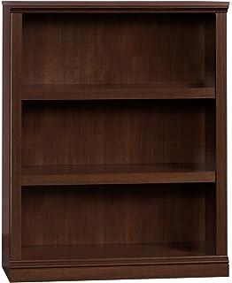 Delightful Sauder 412808 Sauder Select 3 Shelf Bookcase, Select Cherry Finish