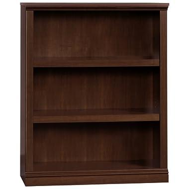 Sauder  Sauder Select 3-Shelf Bookcase, Select Cherry Finish