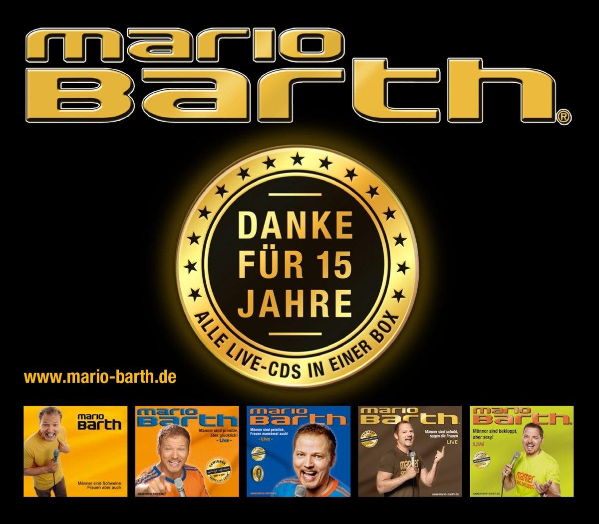 Mario Barth-Danke Fuer 15 Jahre Alle Live-CDs In Einer Box-DE-6CD-FLAC-2017-NBFLAC Download