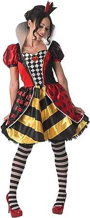 Da Donna Regina Di Cuori FILM /& TV Alice nel paese delle meraviglie Costume