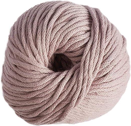 DMC Natura Hilo, 100% algodón, Color 61 Rosa, XL: Amazon.es: Hogar