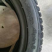 Michelin Alpin 5 Runflat 205//60R16 92V Pneumatico invernales
