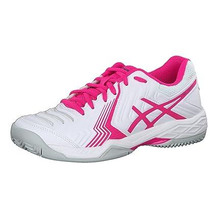 ASICS Mujer Tenis Zapatos Outdoor de Gel Game 6 Clay: Amazon.es ...