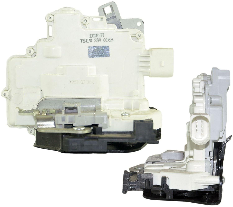 Serratura meccanismo 1P0839016 A posteriore destra/driver Side D2P