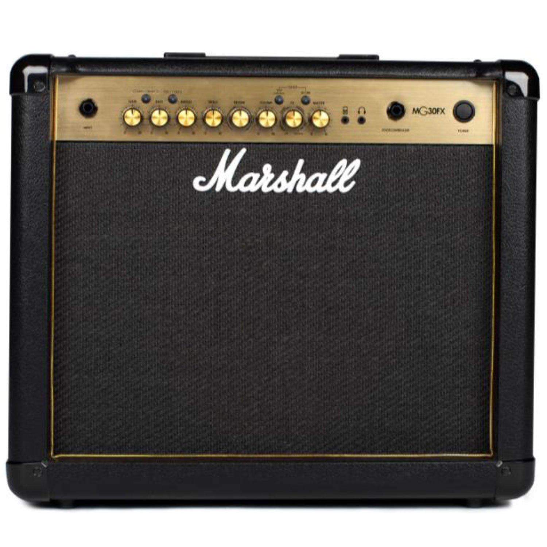 Marshall MG30GFX Gold 30-Watt 1 x 10 Guitar Combo Amplifier