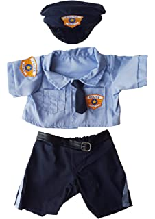 5a02cd7cab9 Amazon.com  US Navy Uniform Outfit Teddy Bear Clothes Fit 14