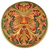 Mythic Images Green Man Plaque - Autumn by Oberon