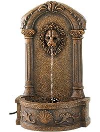 Outdoor Wall-Mounted Fountains | Amazon.com