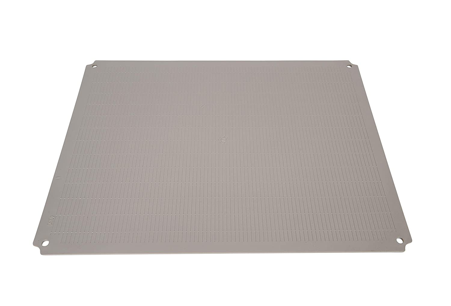 BUD Industries PTX11076P ABS Internal Panel for PTQ 11076
