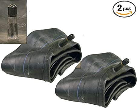 Set of 4 Lawn Mower Tire Inner Tubes TWO 16X6.50-8  /& TWO 23X10.50-12 Multi Fit