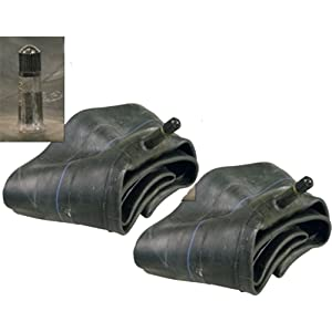 SET OF 2 (TWO) 15X6.00-6 Firestone Inner Tubes Tr 13 Rubber Valve Lawn Garden Mower Implement