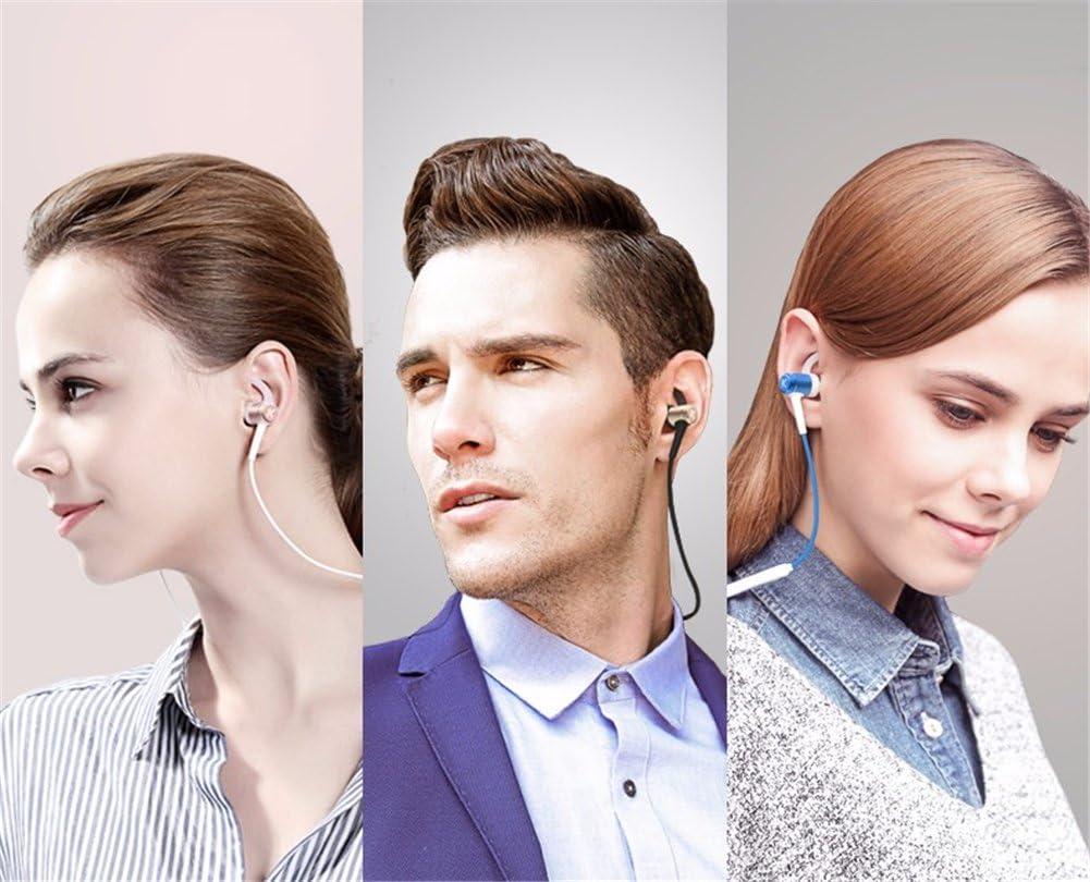 Neuf Kugou M1 sans fil Bluetooth Écouteurs HiFi Super Bass stéréo Sports Écouteurs intra auriculaires Mic