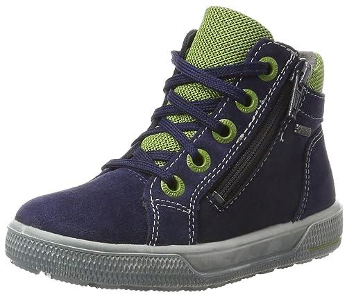 Superfit Marley, Zapatillas para Niñas, Azul (Ocean Kombi 81), 35 EU