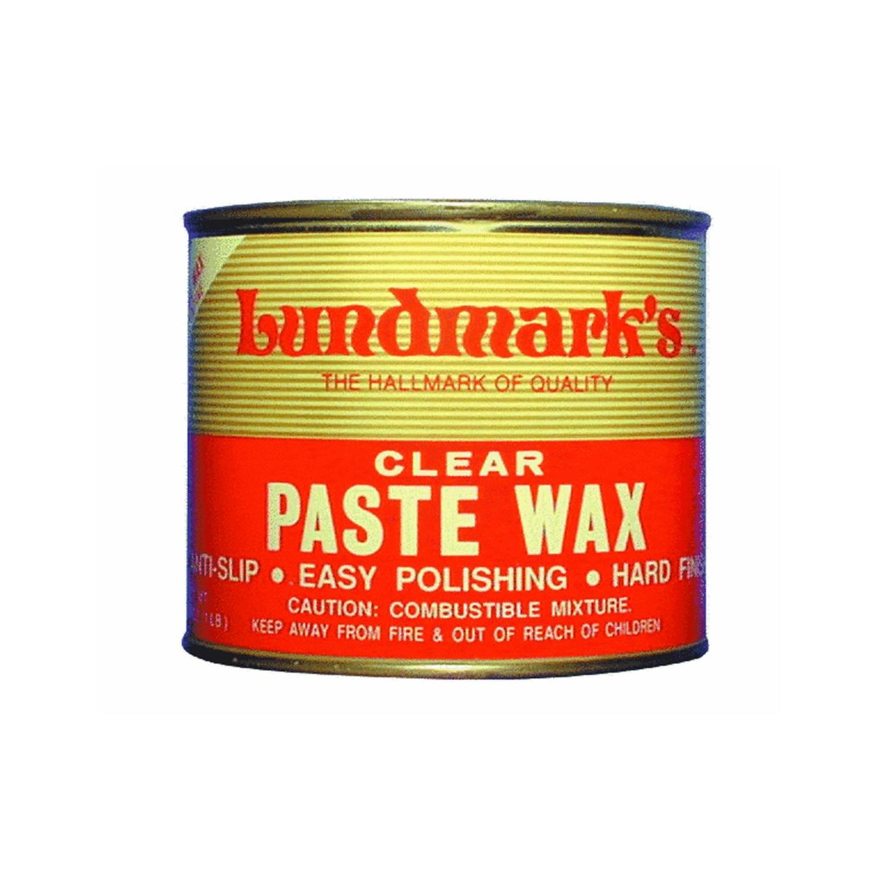 Amazon.com: Lundmark Wax LUN 3206P001 6 Not Applicable Paste Wax Clear 6 X  1 LB: Home U0026 Kitchen