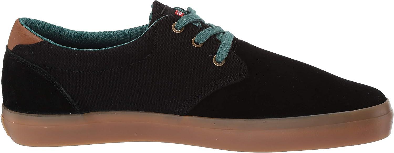 Globe Men's Winslow Skate Shoe Black/Green/Gum