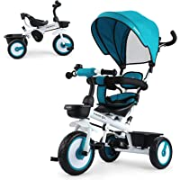 Fascol 4 en 1 Triciclo para Bebés