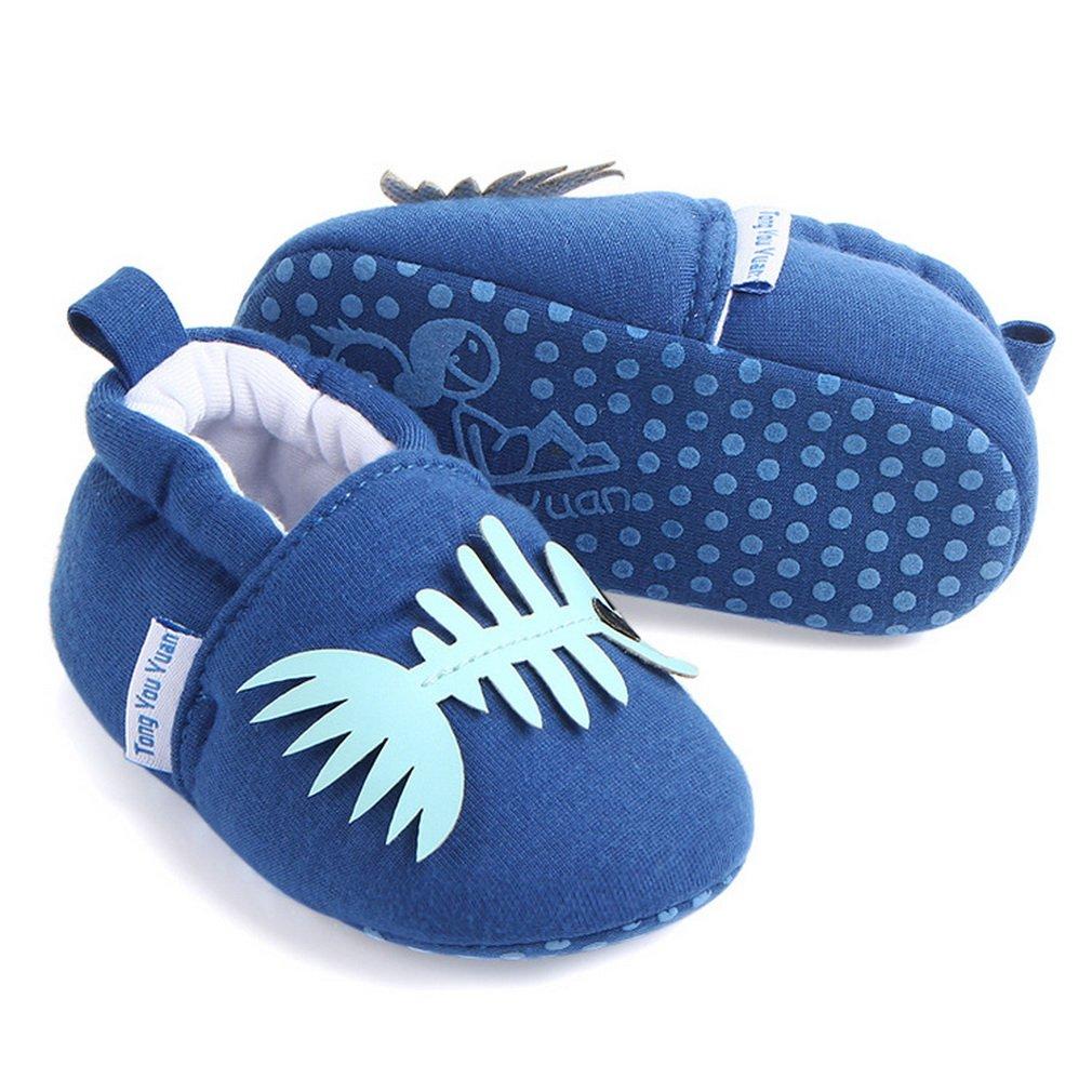 COMVIP Baby Soft Sole Non-Slip Slipper Toddler Shoes