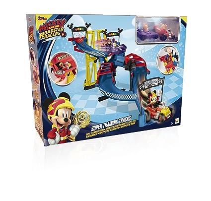 Mickey Mouse - Super Pista Entrenamiento (Propio 182516): Amazon.es: Juguetes y juegos