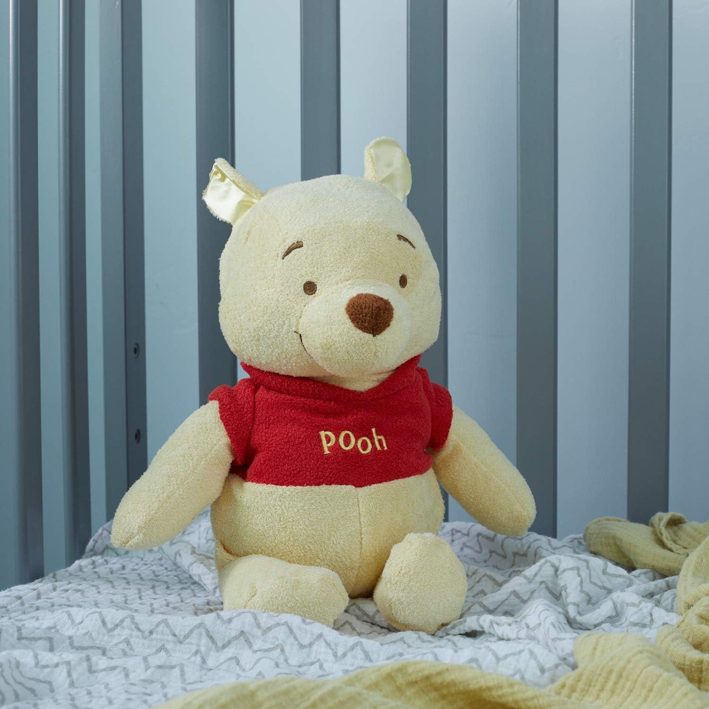 Disney Baby Winnie The Pooh Stuffed Animal Plush Toy Floppy Favorite 16 inches