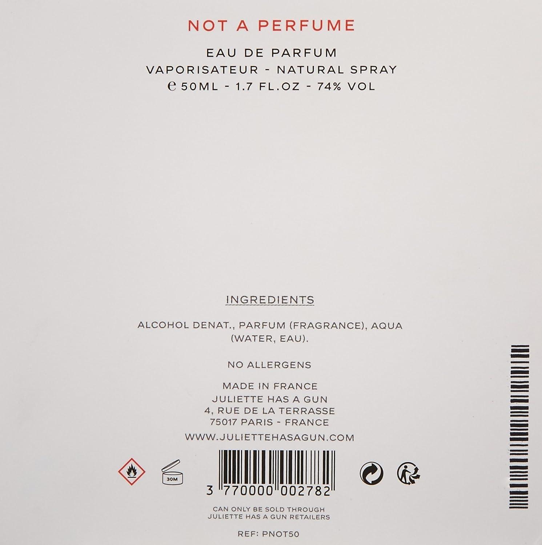 Amazon.com: Juliette Has A Gun Not A Perfume Eau de Parfum Spray ...