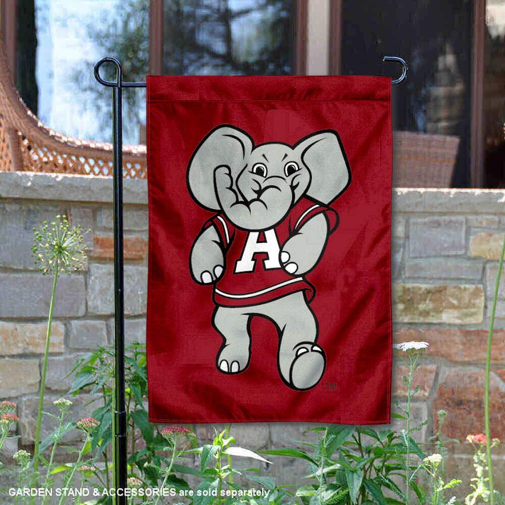 University of Alabama Garden Flag and Yard Banner