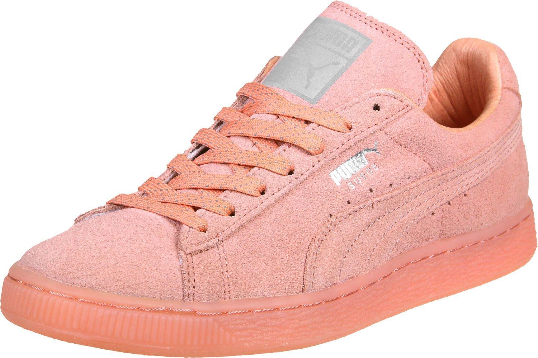 Puma Frau Sneakers Quotsuede Monoquot  38 EU Rosa