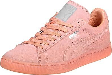 Puma Frau Sneakers Quotsuede Monoquot