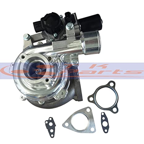 tkparts nueva CT16 V 17201 – 30150 – 17201 – 30180 eléctrico actuador Cargador de Turbo