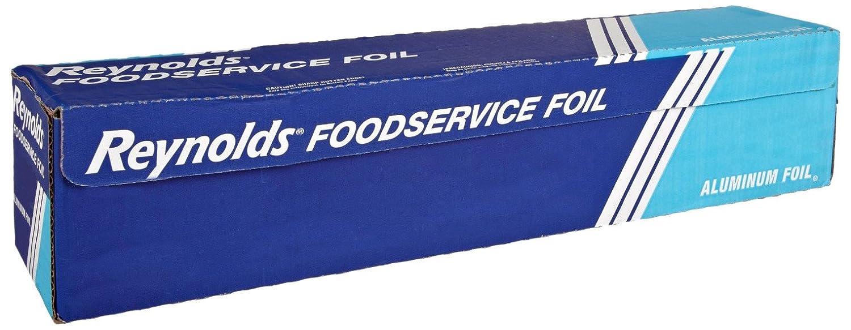 Reynolds Wrap 615 Standard Aluminum Foil Roll, 18