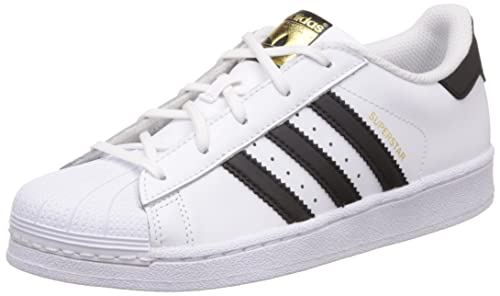 Superstar Unisexe Chaussures Blanc Baskets Adidas